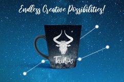 Taurus Zodiac, Constellation, Horoscope Pack Product Image 2