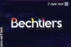 Bechtlers Sans Serif Product Image 1