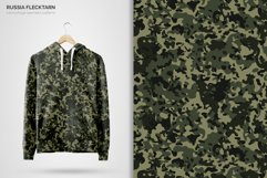 Russia Flecktarn Camouflage Patterns Product Image 6