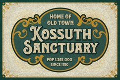 Rosvard - Vintage Layered Typeface Product Image 8