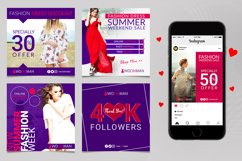 Fashion Instagram Banner Pack Product Image 4