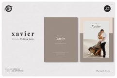 Xavier Welcome Wedding Guide Product Image 1
