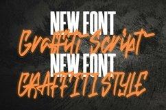 Web Font Dittocks - Graffiti Fonts Product Image 5