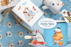 Arctic tales. Basic facts about polar bears lifestyle Product Image 4
