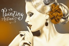 Painting Photoshop Action Arr Effect Product Image 5
