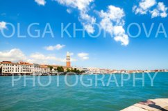 Sea view on campanile of San Marco, Venice Product Image 1