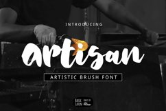 Casual Brush Font Bundles by YandiDesigns Product Image 5