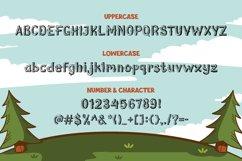 Wooden Log - Kids Font Product Image 5