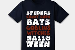 Spooky - A Quirky Halloween Font Product Image 3