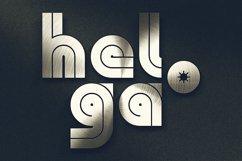 Helga - Display Font Product Image 4