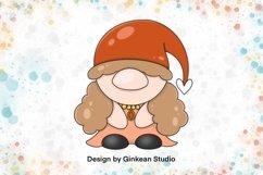 Gnome clipart, gnome png, sublimaion, Gnomestone, sticker Product Image 2