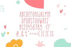 Everything - Cute Display Font Product Image 3