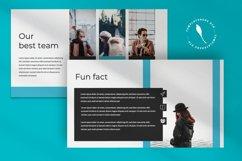 Aqua Business Google Slide Product Image 4