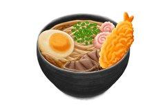 Udon Japanese Food Product Image 1