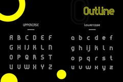 Evo - Sans&Decorative Typeface Product Image 3