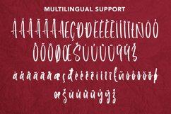 Roselle Leaves - Handwritten Font Product Image 6