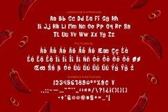 Web Font Asterix Font Product Image 2