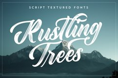 Rustling Trees Product Image 1