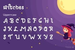 Witches - Spooky Quirky Font Product Image 4