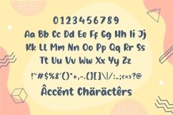 Bright Orchid Bold Handbrushed Font Product Image 6