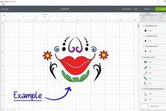 DIY Face Mask Design Kit Svg Cut Files Product Image 6