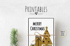 Black & Gold Christmas Product Image 5