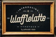 Waffle Latte Product Image 1
