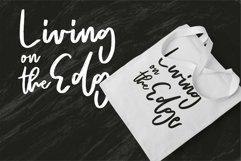 Web Font Biertey - A Script Brush Font Product Image 6