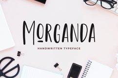 Morganda Handwritten Font Product Image 1