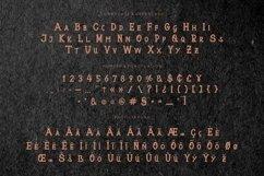 Web Font Buntara Display Font Product Image 3