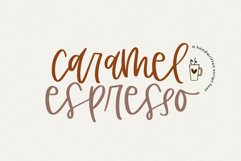 The Coffee Bundle - 6 Fun & Quirky Fonts Product Image 2