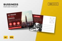 Business Postcard Product Image 1