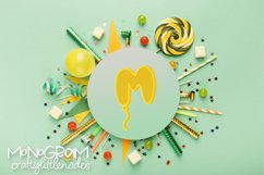Balloonable - A Hand Drawn Balloon Font Product Image 5