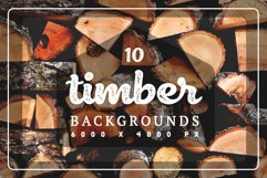 10 Timber Backgrounds Product Image 1