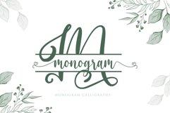 Monogram Font Trio - Bundle Product Image 2