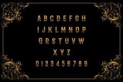 Badoet | Victorian Logo Fonts Product Image 4