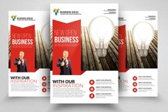 New Idea Business Flyer Templates Product Image 1