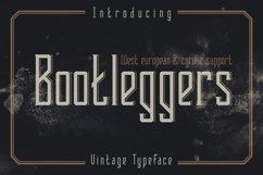 Bootleggers font Product Image 1