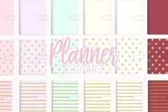 Planner Binder Clipart Illustration Product Image 1