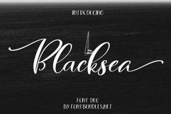 Blacksea Font Duo Product Image 1