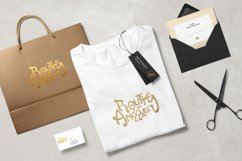 Routiey Angguer - Handwritten Font Product Image 5