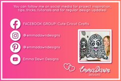 CLEO THE CAT SVG 6 MANDALA / ZENTANGLE DESIGNS Product Image 6