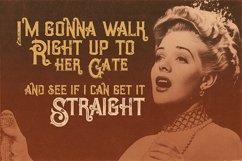 Opera Vintage Typeface Product Image 3