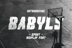 Babyls Font Product Image 1