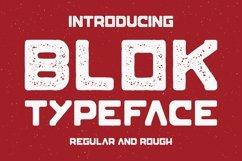 Blok Typeface Product Image 1