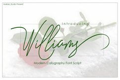 Williams Product Image 1