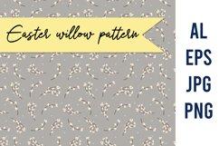 Willow pattern | Spring botanical pattern Product Image 1