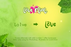 Love Mint Product Image 6