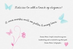Joanne Marie Script Font Product Image 2