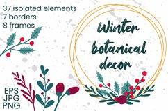 Winter botanical decor Product Image 1